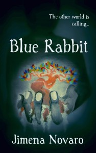 Blue Rabbit by Jimena Novaro