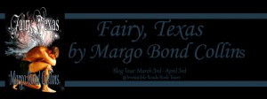 Banner - Fairy, Texas by Margo Bond Collins