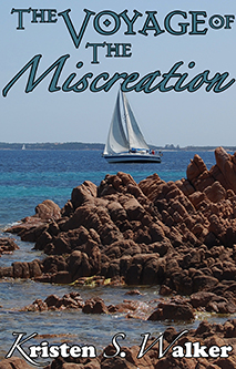 The Voyage of the Miscreation, coming soon!