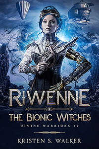 Riwenne & the Bionic Witches