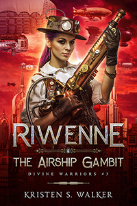 Riwenne & the Airship Gambit