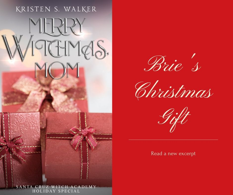 Writing Wednesday: Brie's Christmas Gift