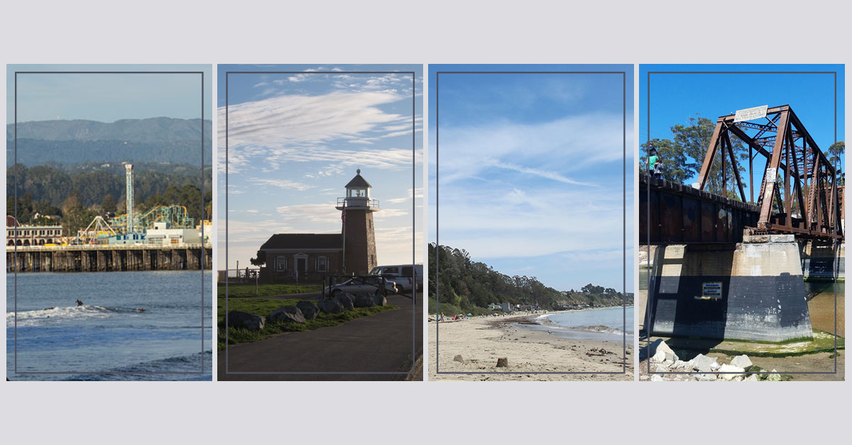 A Few Locations in Santa Cruz