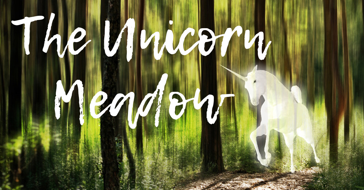 Writing Wednesday: The Unicorn Meadow