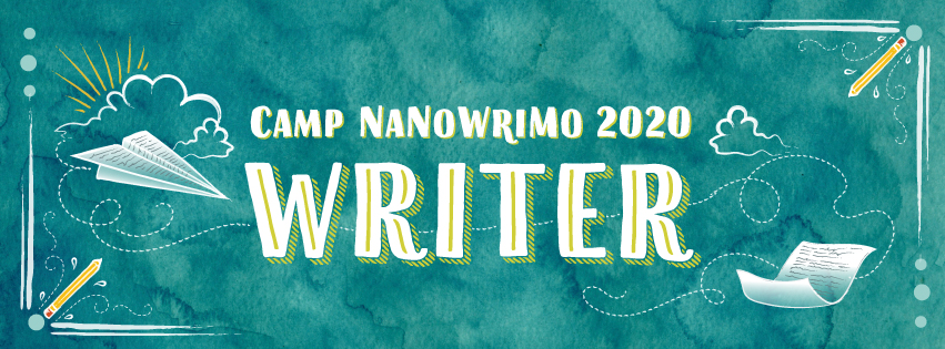 Writing Wednesday: Happy Camp Nano!