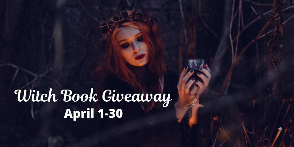 Witch book giveaway