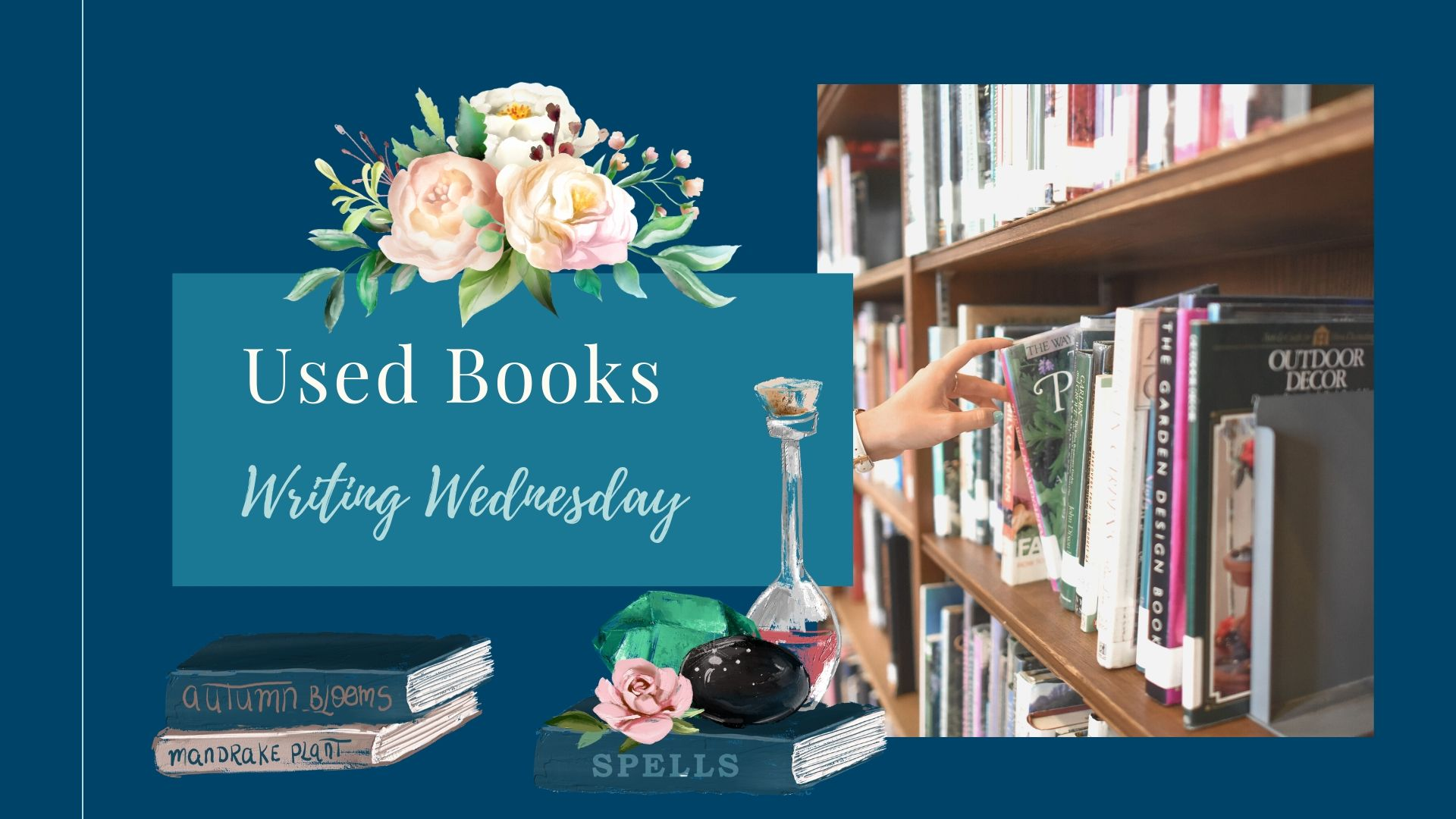 Writing Wednesday: Used Books