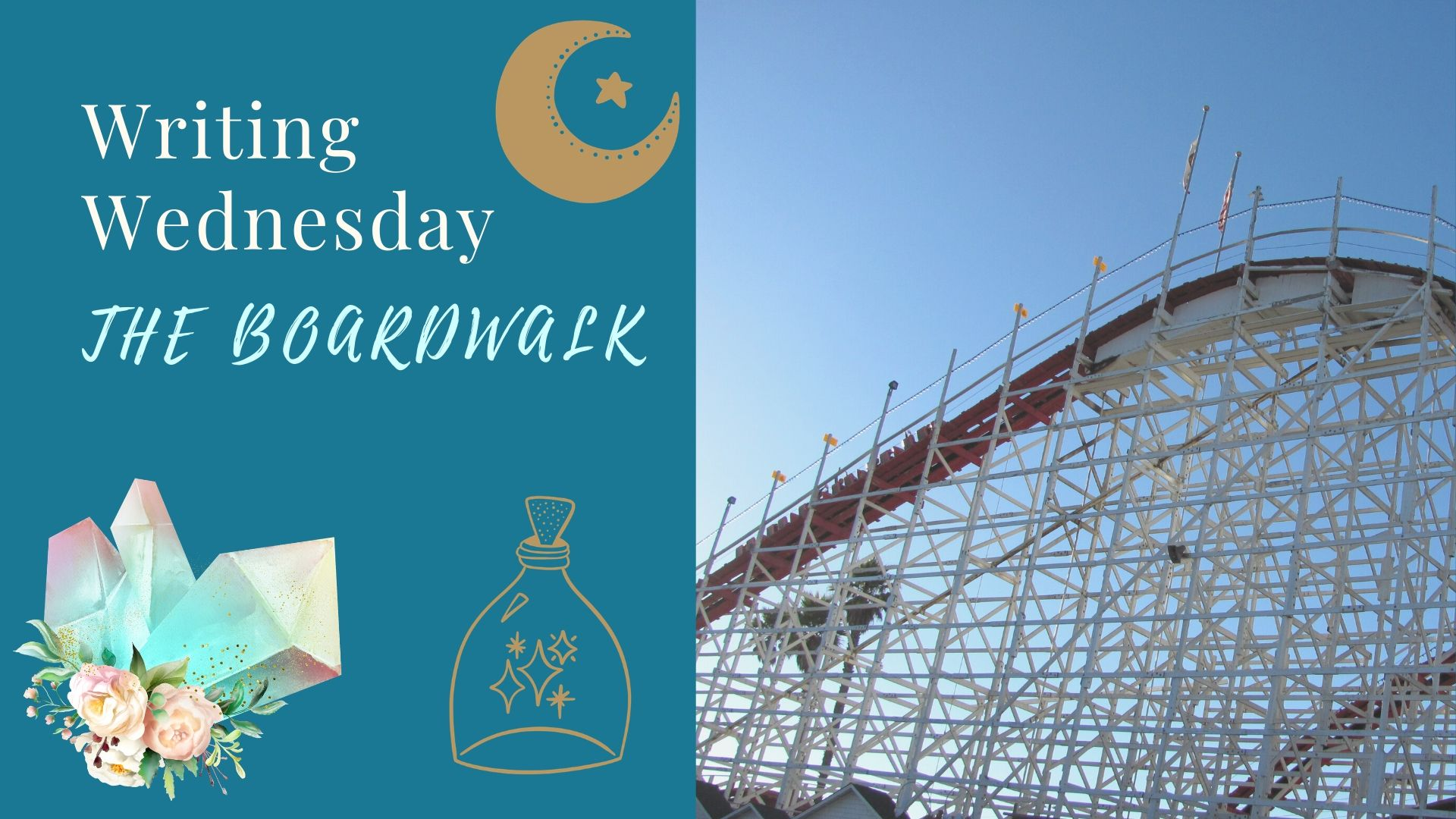 Writing Wednesday: The Boardwalk