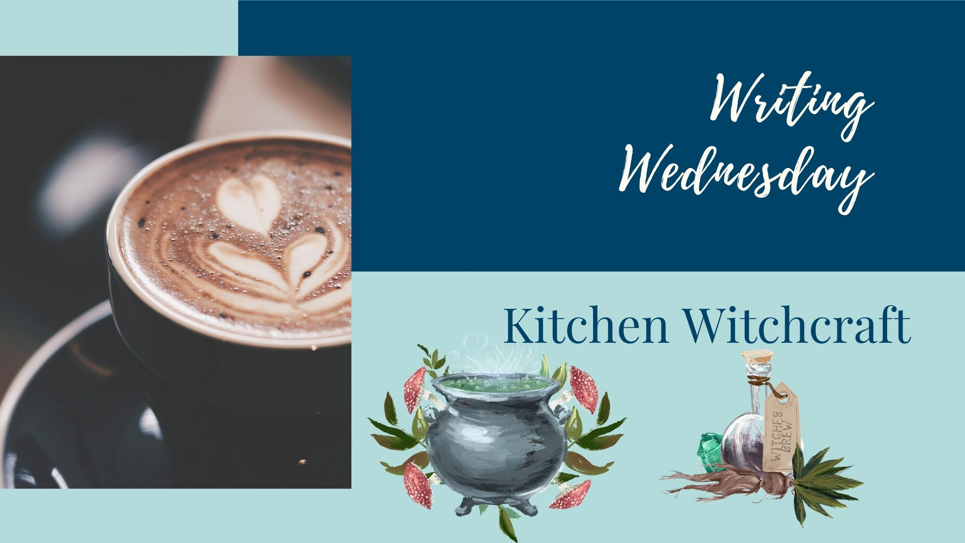 Writing Wednesday: Kitchen Witchcraft