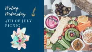 Writing Wednesday: 4th of July Picnic